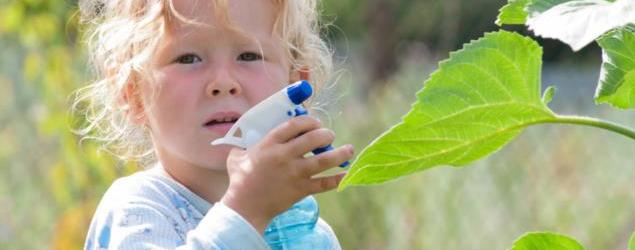 10 activities involving spray bottles