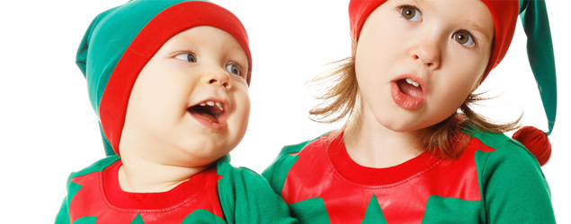 Elves can be silly without necessarily being naughty