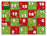 Snakes and ladders-Elves