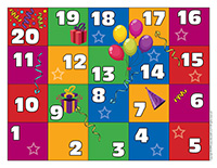 Snakes and ladders-Surprises