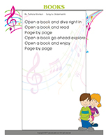 Songs & rhymes-Books