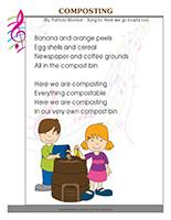 Songs & rhymes-Composting