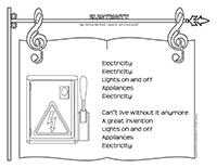 Songs & rhymes-Electricity