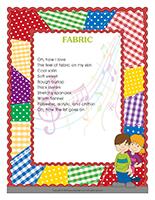 Songs & rhymes-Fabric