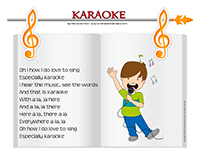 Songs & rhymes-Karaoke