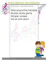 Songs & rhymes-Mandalas
