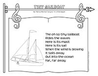 Songs & rhymes-Marine transportation