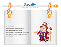 Songs & rhymes-Royalty