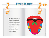 Songs & rhymes-Sense of taste