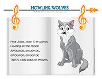 Songs & rhymes-Wolves