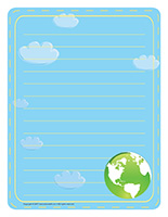 Stationery-Earth Day