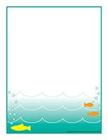 Stationery-Fishing