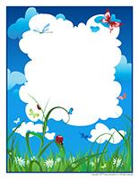 Stationery-Spring