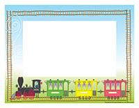Stationery-Trains