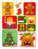 Stickers-Christmas