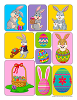Stickers-Easter 2020