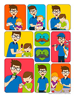 Stickers-Father's Day 2020
