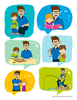 Stickers-Father's Day 2021