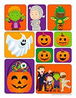 Stickers-Halloween 2020