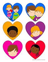 Stickers-I love my friends