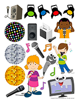 Stickers-Karaoke