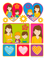 Stickers-Mother's Day-2021