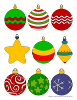 Stickers-Ornaments