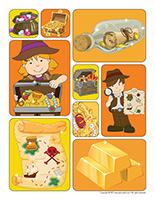 Stickers-Treasure