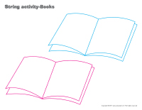String activities-Books