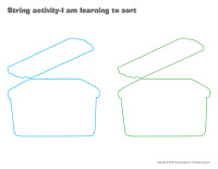 String activities-I am learning to sort