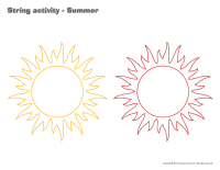 String-activities-Summer