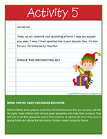 Thematic letter-Christmas-Decorations Activity-5