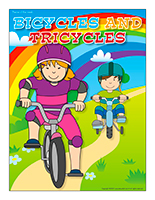 Bicycles and tricycles