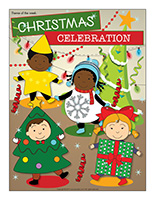 Thematic poster-Christmas-Celebration