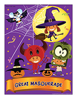 Halloween-Great masquerade