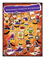 Halloween-Creative workshops
