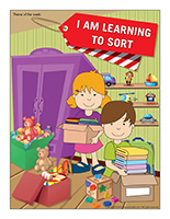 Thematic poster-I am learning to sort