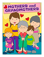 Mothers and grandmothers