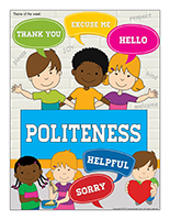 Thematic poster-Politeness