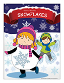 Thematic poster-Snowflakes