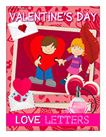 Valentine's Day-Love letters