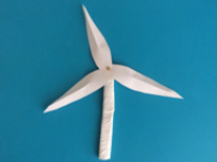Three dimensional wind turbine-8