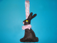 Tiny chocolate bunny-9