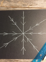Tiny salt snowflakes-1