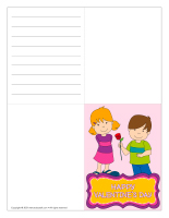 Valentine's Day-cards Color-1