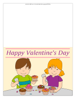 Valentine's Day-cards Color-2