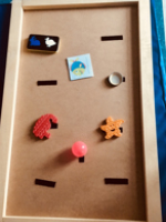 Velcro board for exploration-2