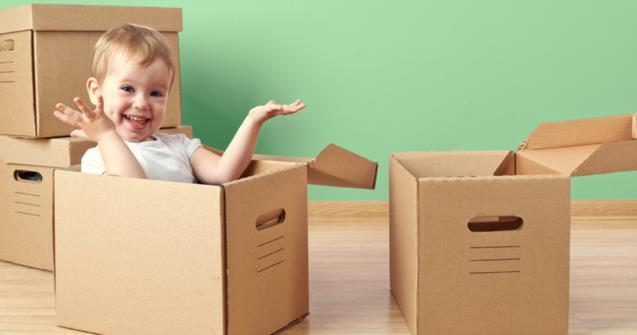 25 things you can do with cardboard boxes - Extra activities - Educatall