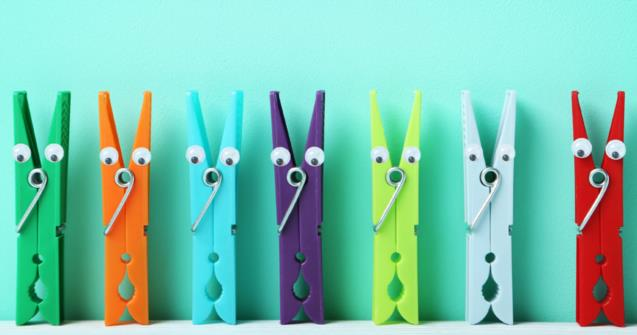 5 ways to use clothespins daily - Tips and tricks - Educatall