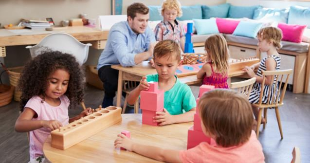 "A ""school corner"" is a must for preschoolers - Extra activities - Educatall"